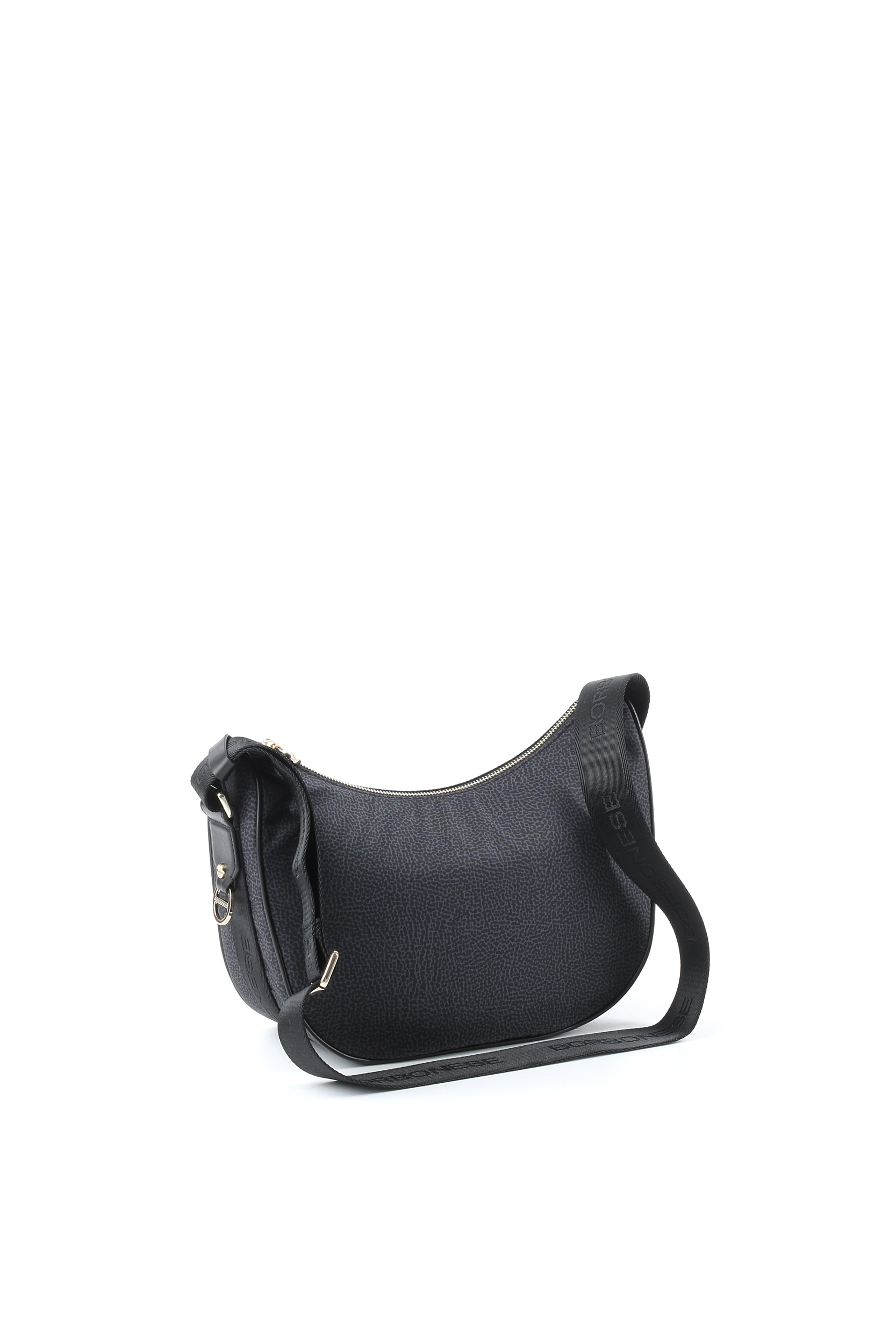new product 1381f 13876 Details about Borbonese Women's Bags Shoulder Bag - 934776296 | Black |  Spring Summer