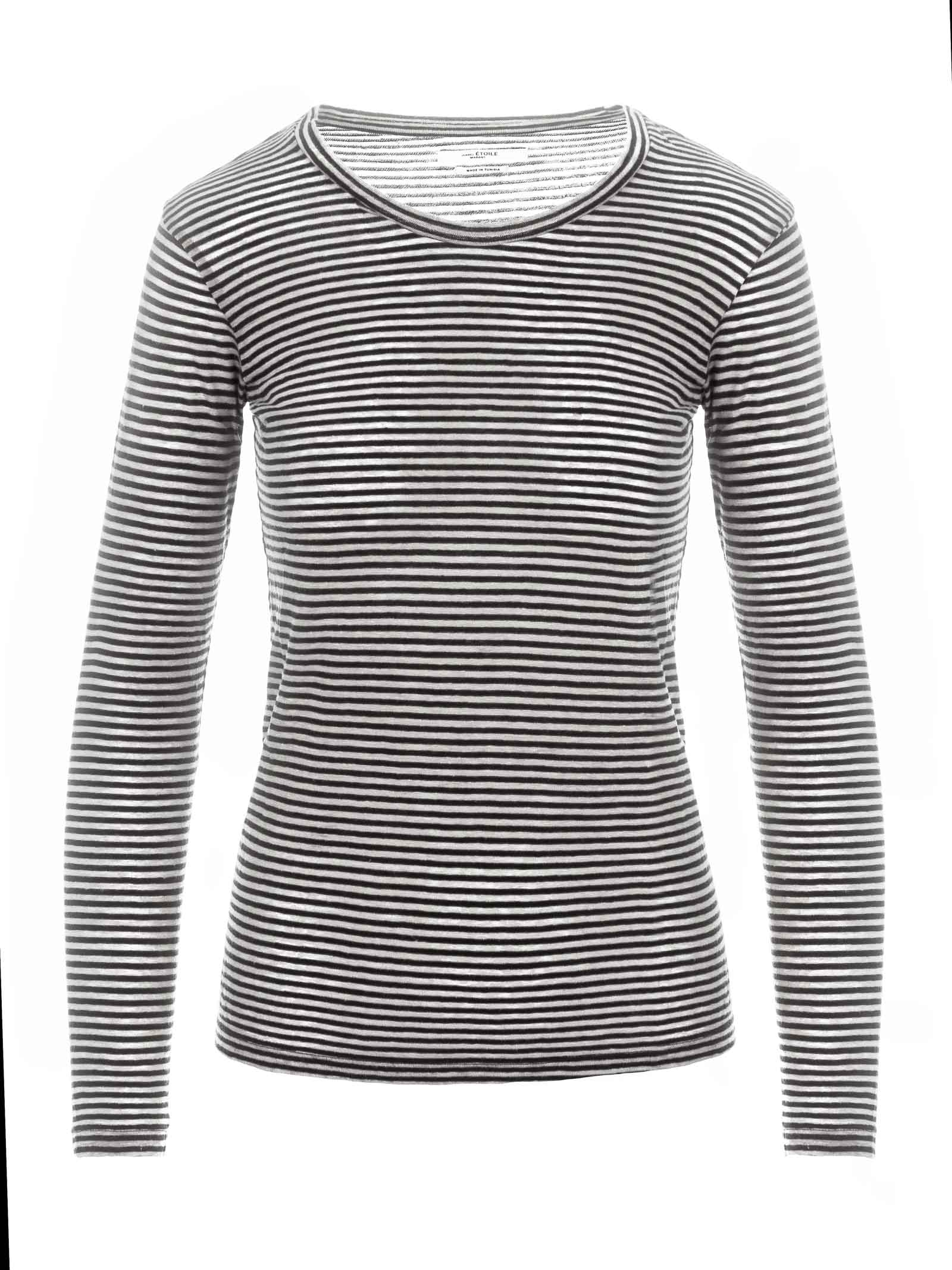 Details about Isabel Marant Women's Clothing T Shirts & Tops TS040400M006E | White Black