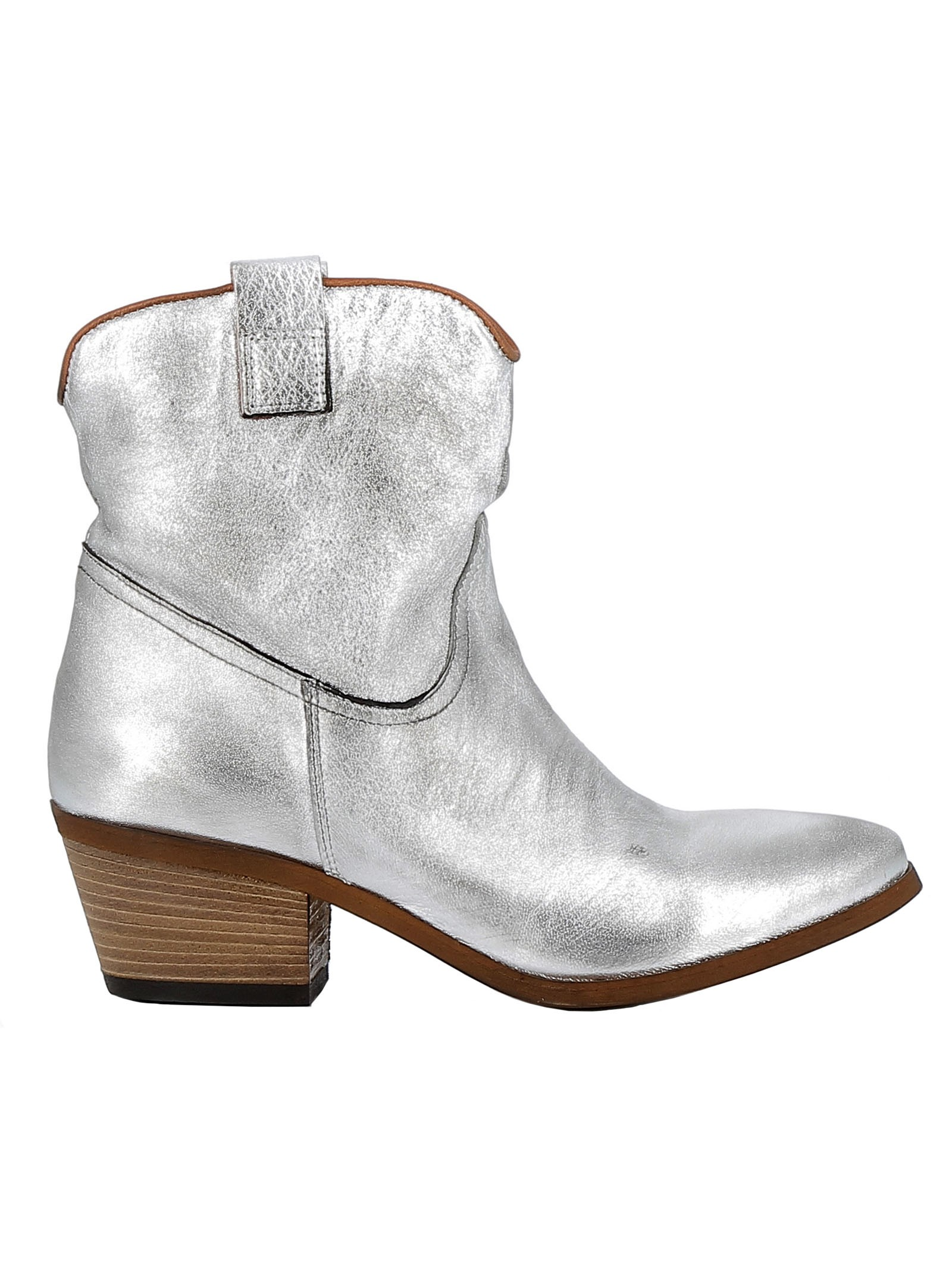Jet'Aime Women's shoes Ankle Boots - M502AR   Silver   Spring Summer 19