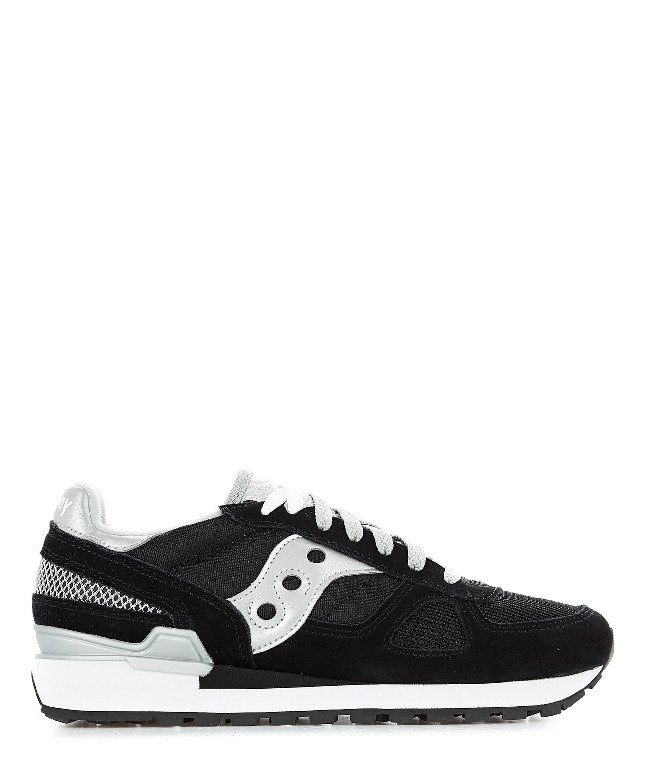 7c45a9e0 Saucony Women's Shoes Sneakers - 1108/671 | Black | Spring Summer 19 ...